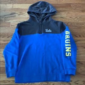 UCLA Youth Large Blue Super Soft Hoodie